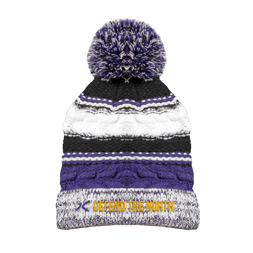 Defend the North Beanie