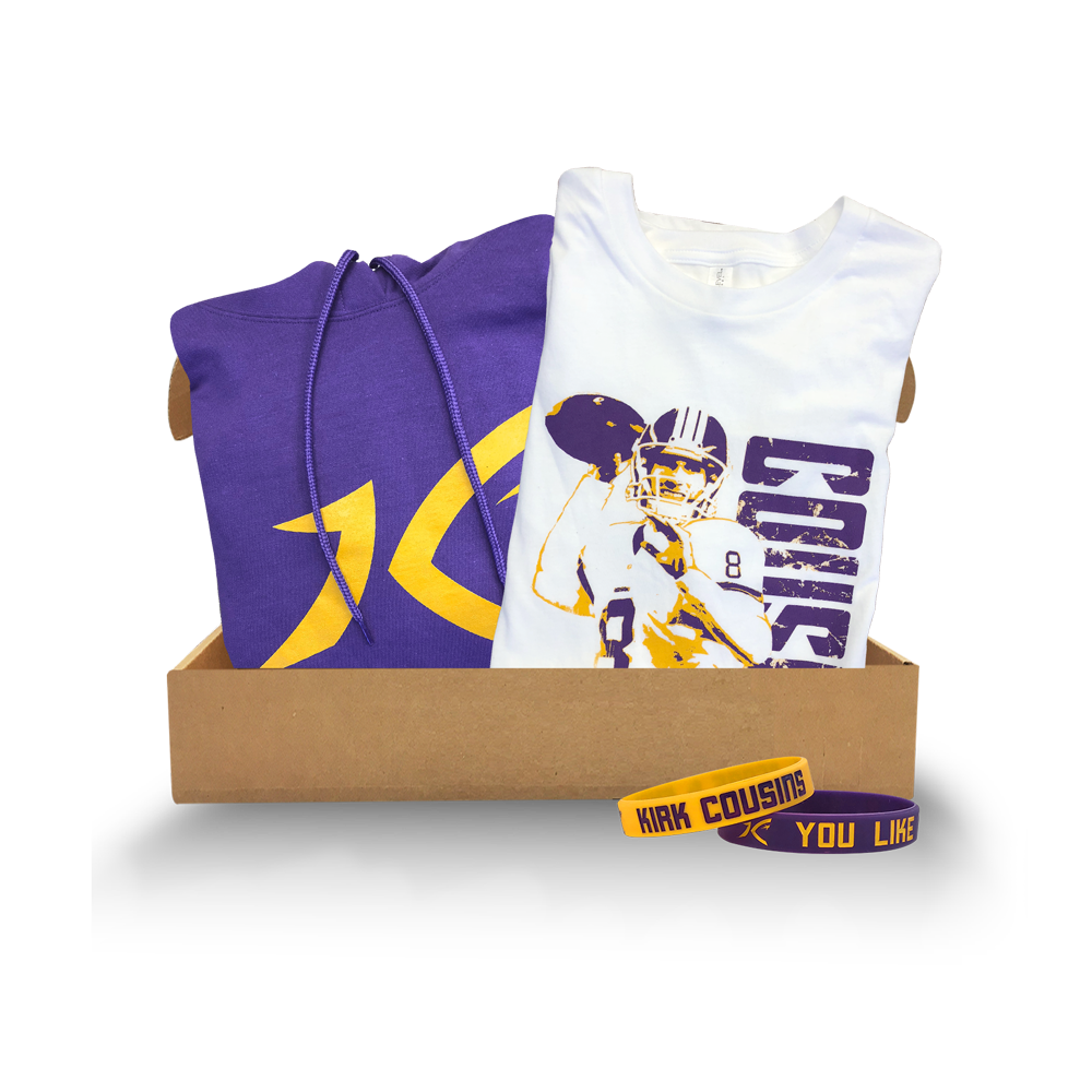 Men's Twin Cities Fan Bundle