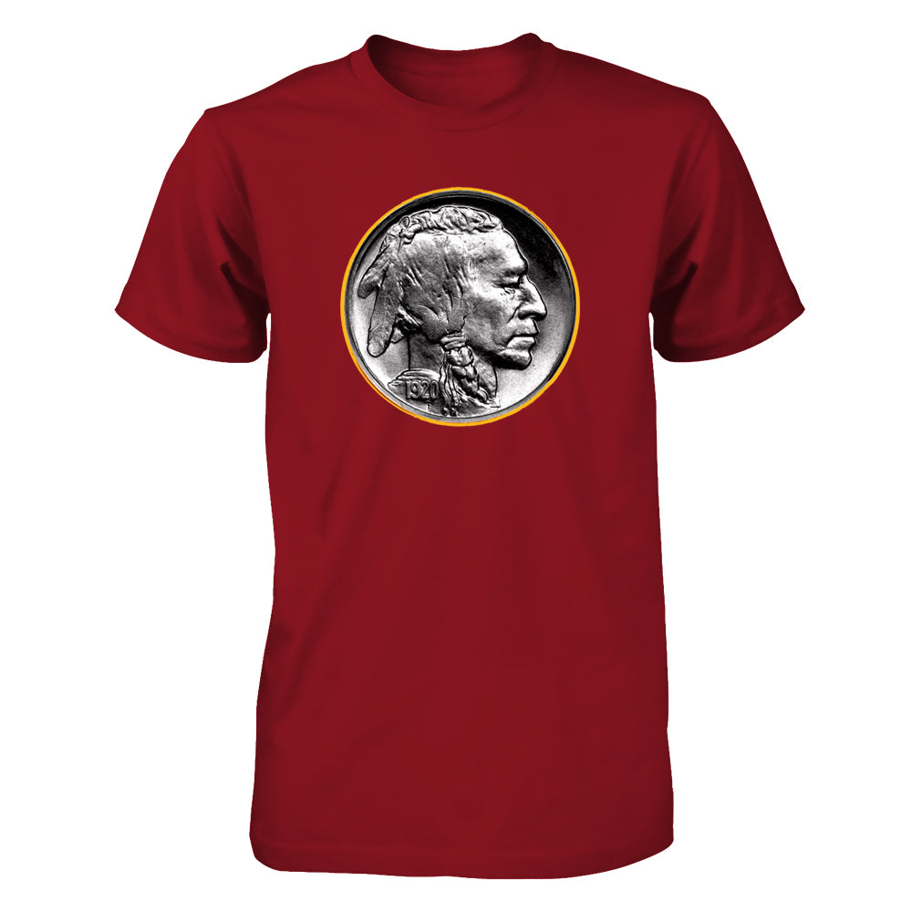 Men's Buffalo Nickel