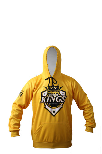 San Diego Kings Sublimated Hoodies