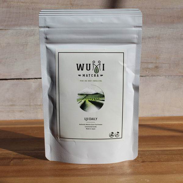 Daily - Ceremonial Uji Matcha - For Tea, Lattes, Shakes/Smoothies & Blends