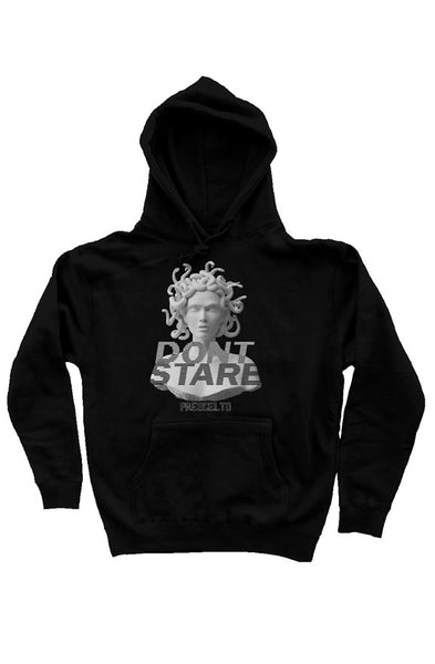Don't Stare Hoodie (Black)