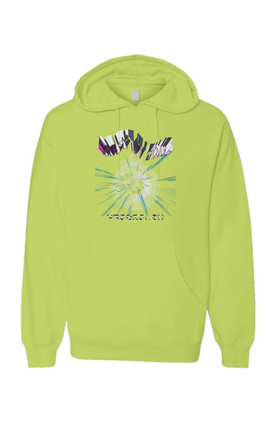 Lost in Time Hoodie (Neon)