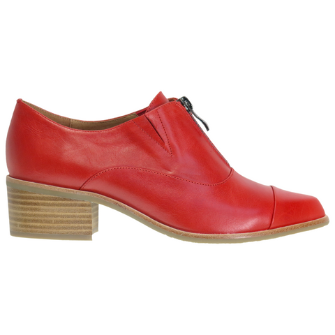 BRESLEY. ANTWERP - RED WOMENS SHOES