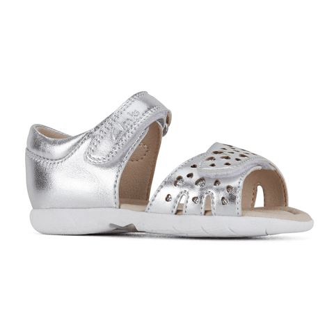 Sylvie in Silver from Clarks
