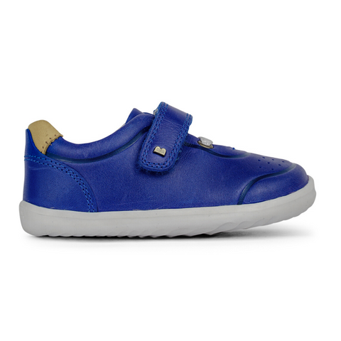 Ryder Trainers in Blueberry from Bobux Step Up Collection