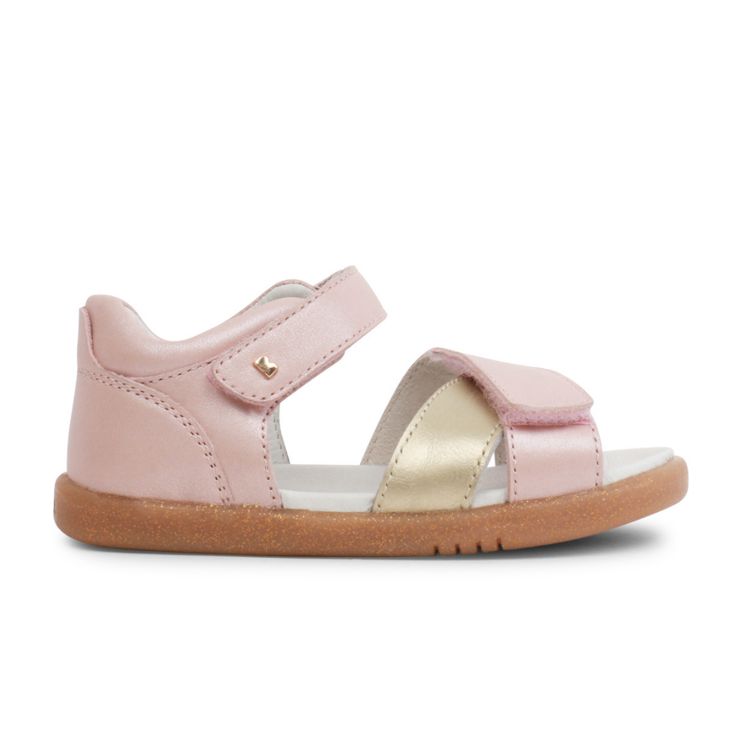 SAIL I-WALK - BLUSH/GOLD