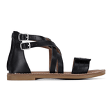 Ivy Black Sandals from Clarks