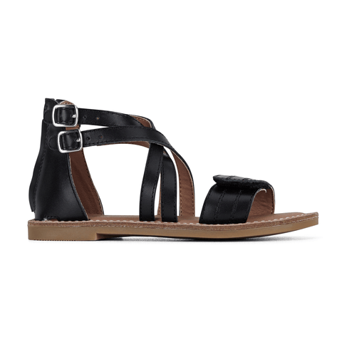 Ivy Sandals in Black from Clarks