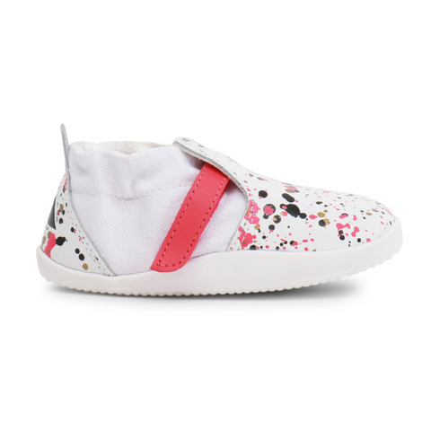 XPLORER AKTIV SPEKKEL STEP UP - WHITE/WATERMELON