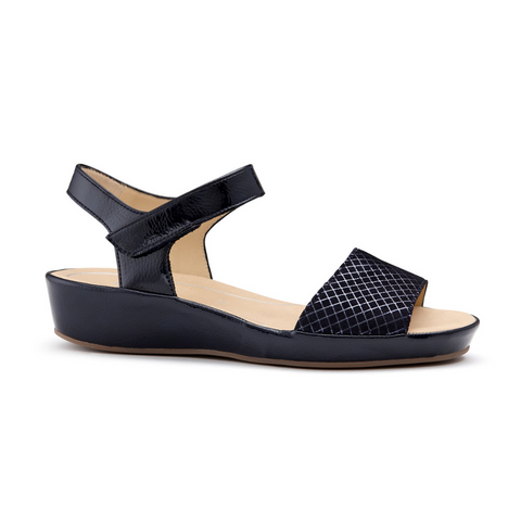 28001 Sandal in Blue from Ara.