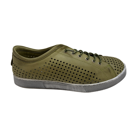 Tatura Shoes in Khaki by Rilassare