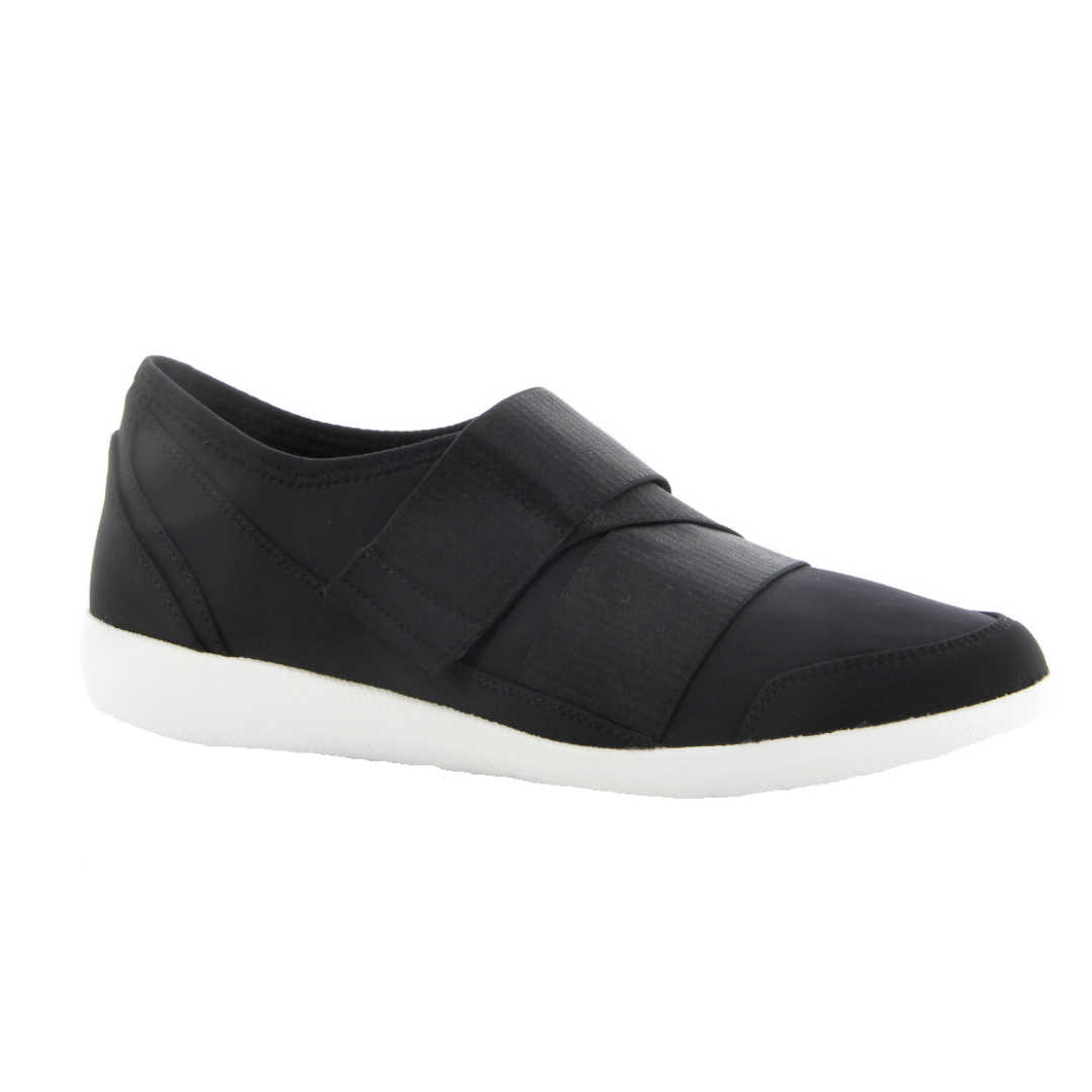 ZIERA. URBAN - BLACK NEO WOMENS SHOES