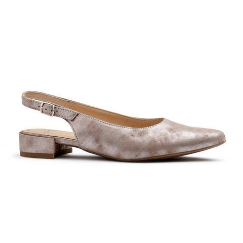 33068 Slingback in Taupe from Ara.