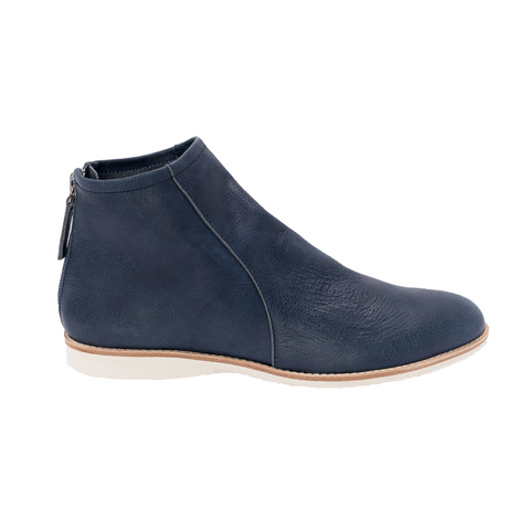 Aura Boot in Navy by Rollie Nation.