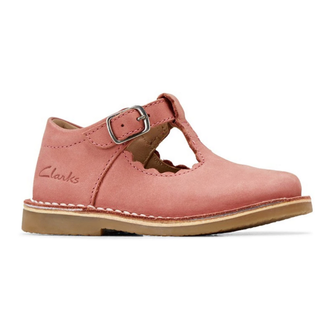 Violet Girls shoe in Peony from Clarks.