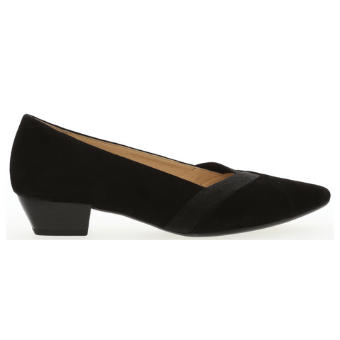 GABOR. 95135 - BLACK WOMENS SHOES