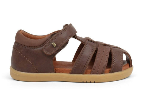 BOBUX ROAM-IWALK - BROWN KIDS SHOES