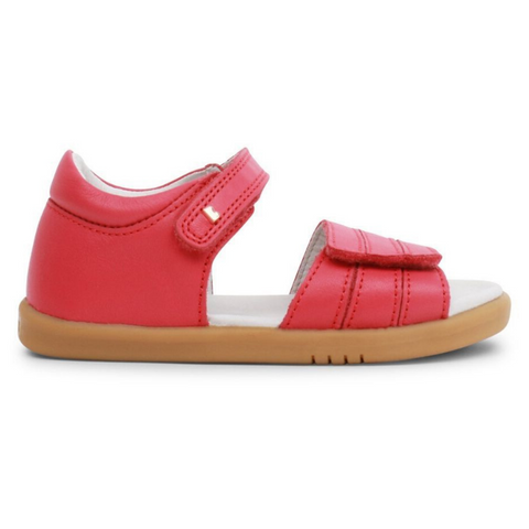 Hampton Sandal in Watermelon from Bobux i-Walk Collection.