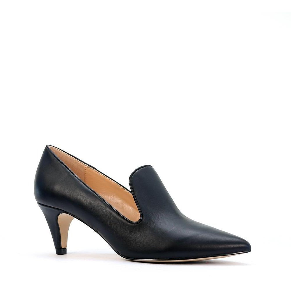 KENNEDY. DOT - BLACK WOMENS SHOES