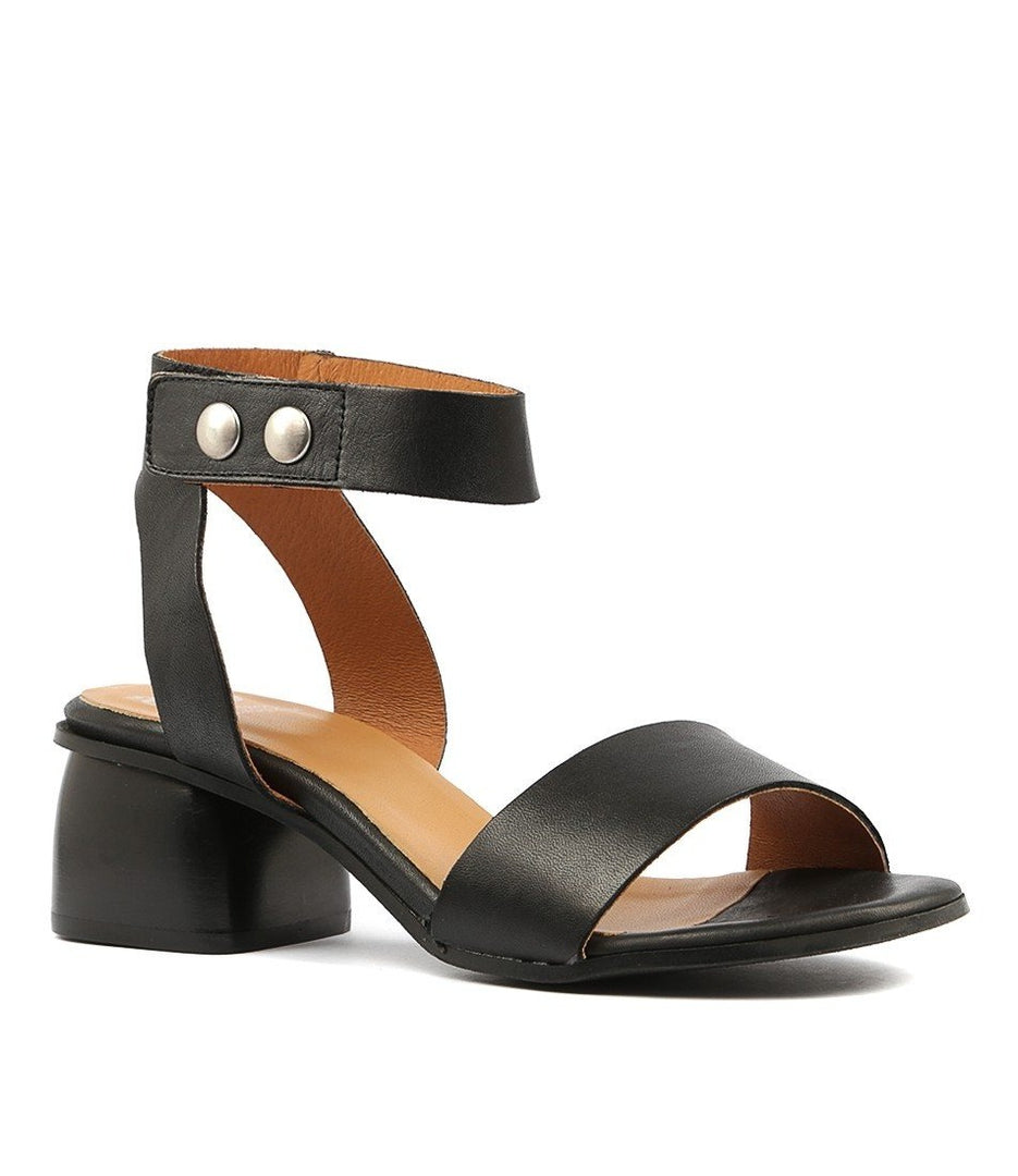 Port Sandals in Black by Eos