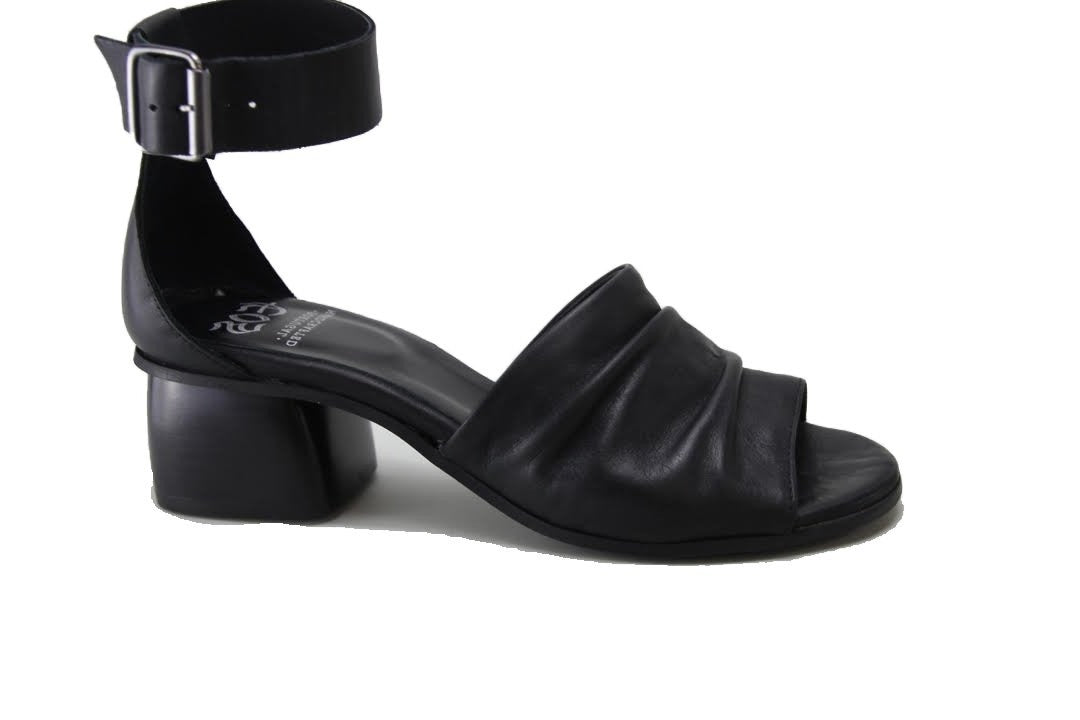 Pope Sandals in Black from Eos