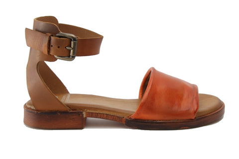 List Sandals in Orange from Eos