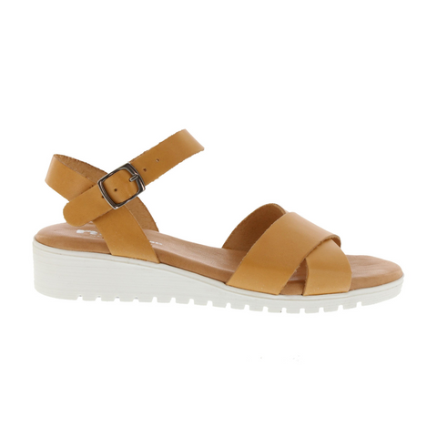 Mustard Yellow Sandals by Neo