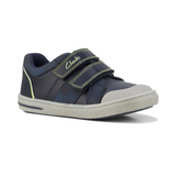 Clarks Jett Sneakers in Navy