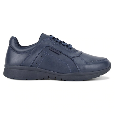 HUSH PUPPIES. EVERYDAY WALKER - MIDNIGHT WOMENS SHOES