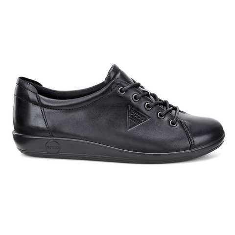 ECCO Womens Shoes 206503 in Black