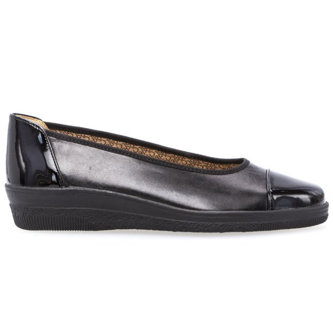 GABOR. 06402 - BLACK WOMENS SHOES