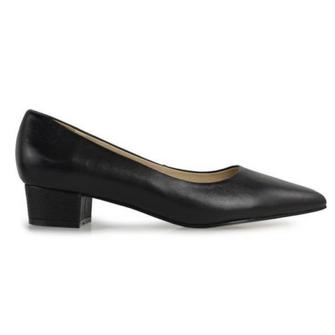 ALFIE & EVIE. QUINCE - BLACK WOMENS SHOES