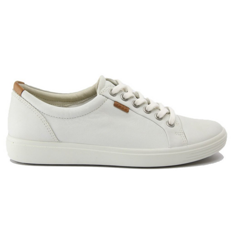 ECCO. 430003 - WHITE WOMENS SHOES