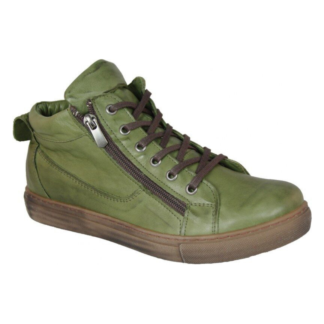CABELLO. EG1570 - KHAKI WOMENS SHOES