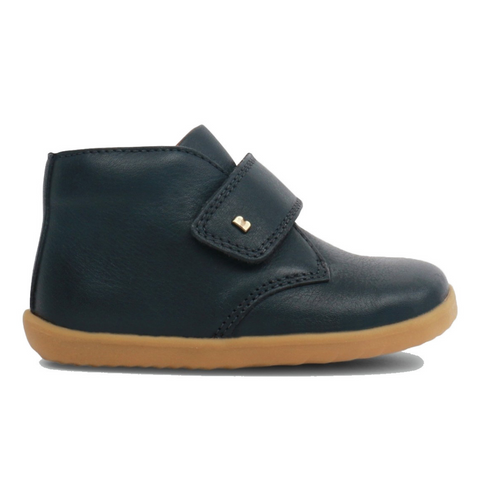 BOBUX DESERT STEP UP - NAVY SHOES