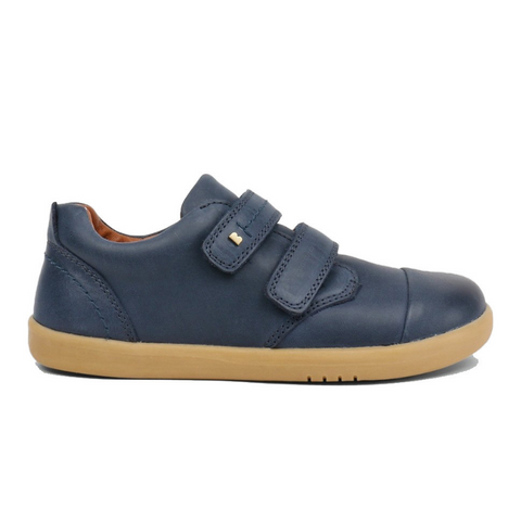 BOBUX. PORT KID+ - NAVY KIDS SHOES