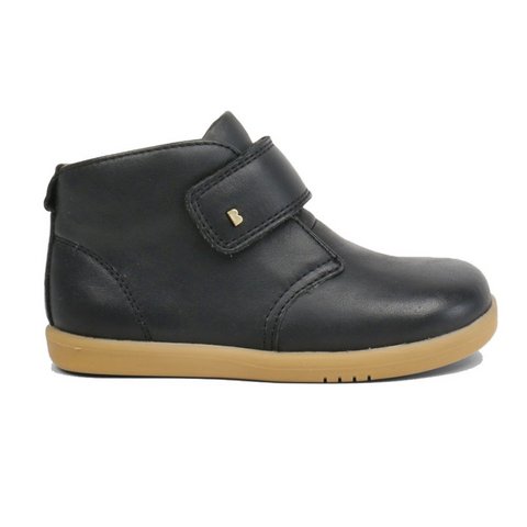 BOBUX DESERT I-WALK - BLACK KIDS SHOES