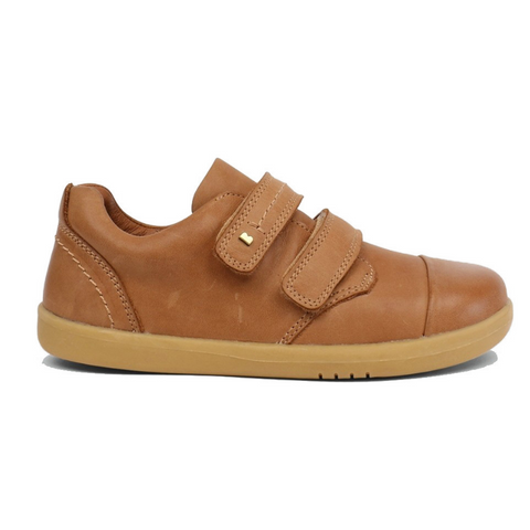 BOBUX. PORT KID+ - CARAMEL KIDS SHOES