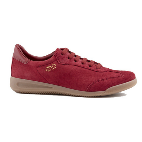 Rom Womens Sneakers in Red from Ara.