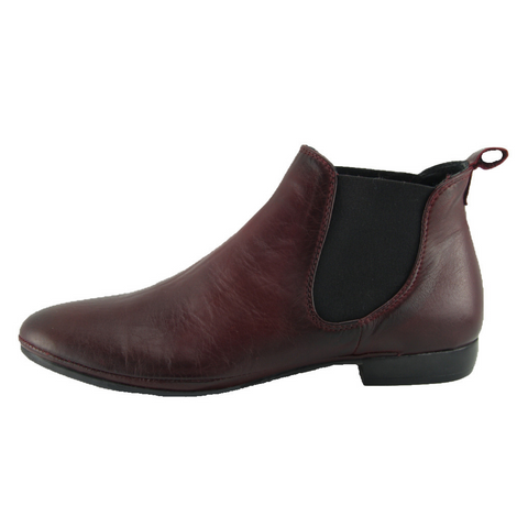 Nila Boots in Antique Bordo by Eos