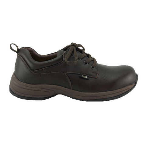 Hybrid Brown School Shoes from ROC