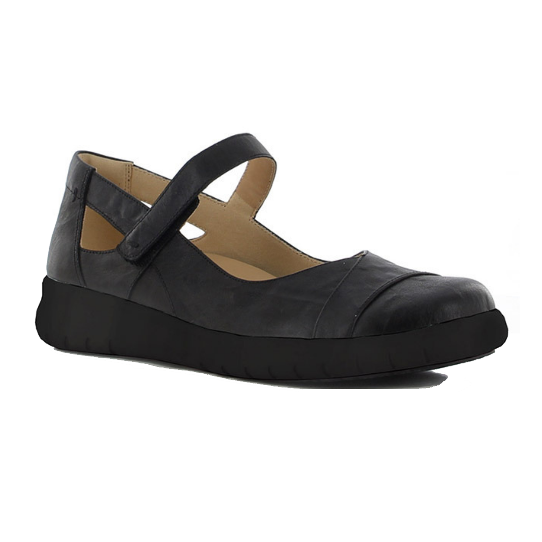 Sofia Shoes in Black from Ziera