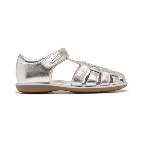 Piper Sandal in Silver from Clarks