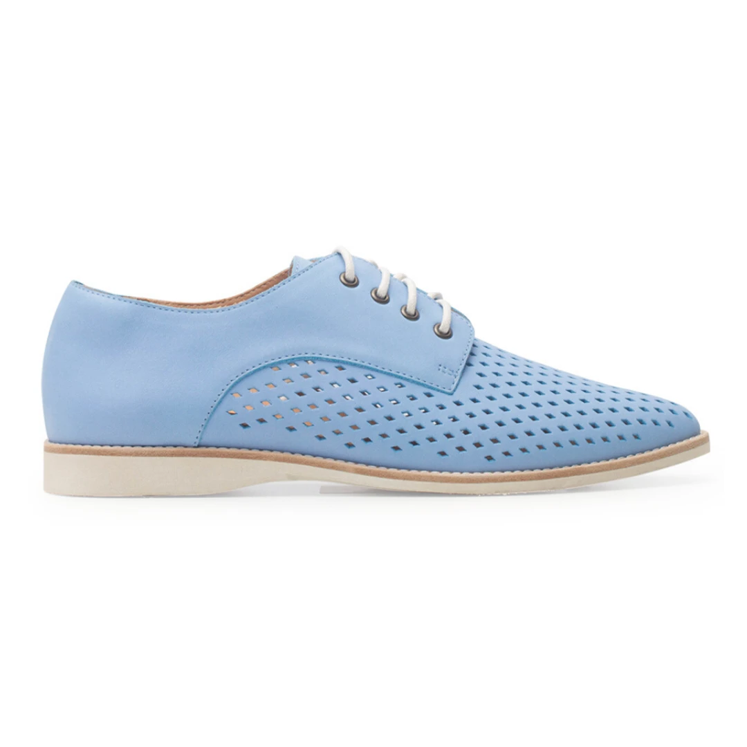 MADISON DERBY PUNCH - CORNFLOWER BLUE