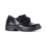 Denver Black School Shoes by Clarks
