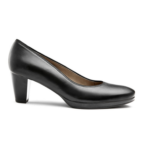 Toulouse Womens Shoes in Schwarz from Ara.