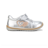 Molly Silver Kids Sneakers from Clarks.