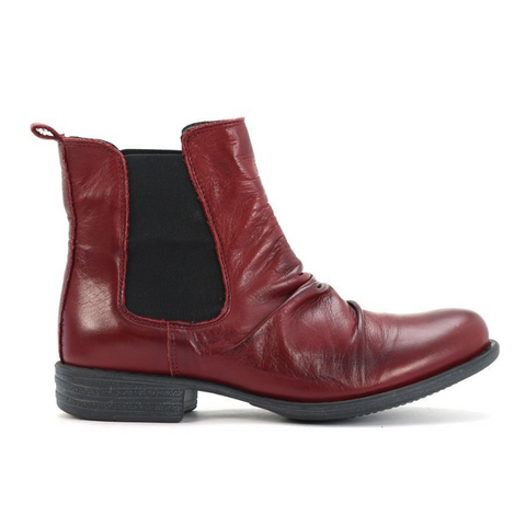 Willo Boots in Antique Cherry by Eos