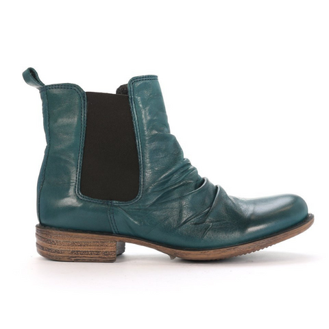 EOS. WILLO - ANTIQUE TEAL WOMENS SHOES